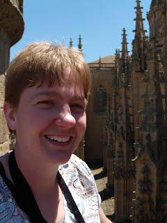 Catedral en Salamanca España